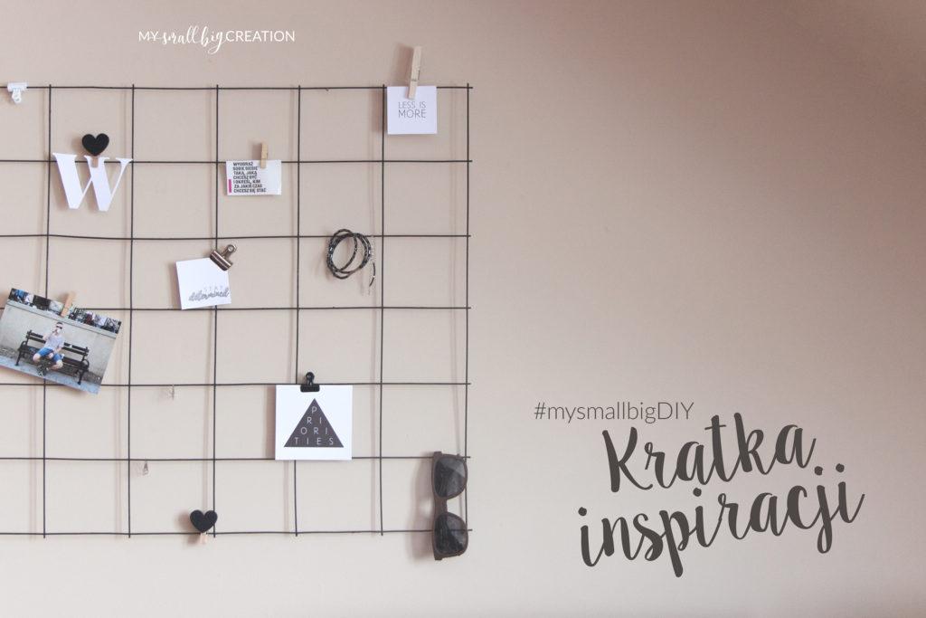 Kratka inspiracji - Moyemu - blog kreatywny