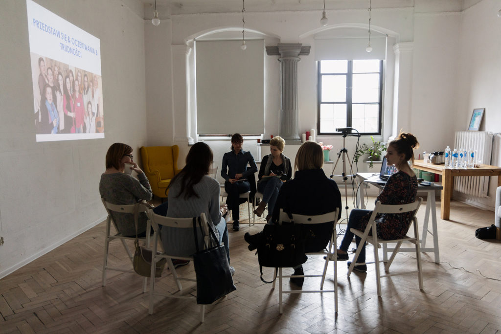 Fotorelacja - Spotkania Świadomych Blogerek | My small big creation