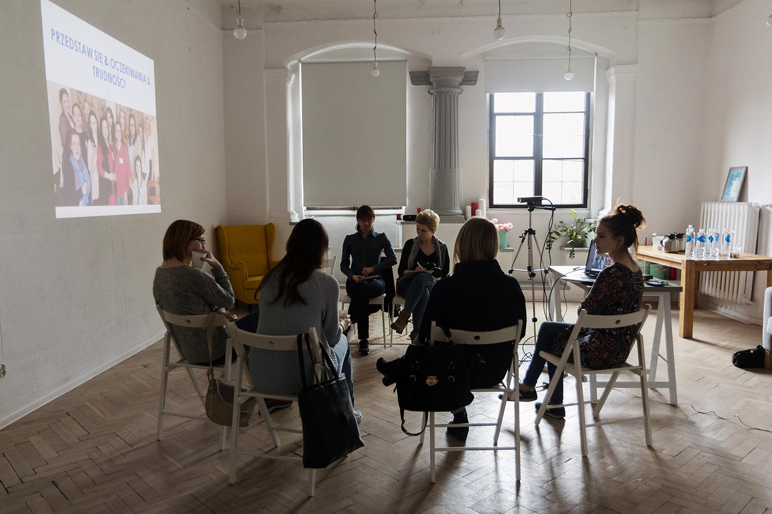 Fotorelacja - I Wyjazdowe Spotkanie Świadomych Blogerek | My small big creation