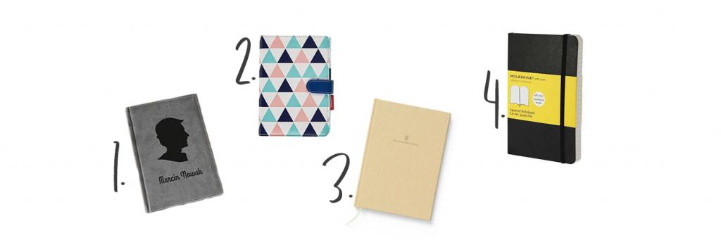 Pomysły na prezent dla (nie tylko) fotografa / Notesy i plannery | MOYEMU