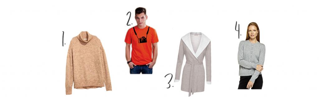 Pomysł na prezent dla fotografa / Swetry i bluzy | MOYEMU