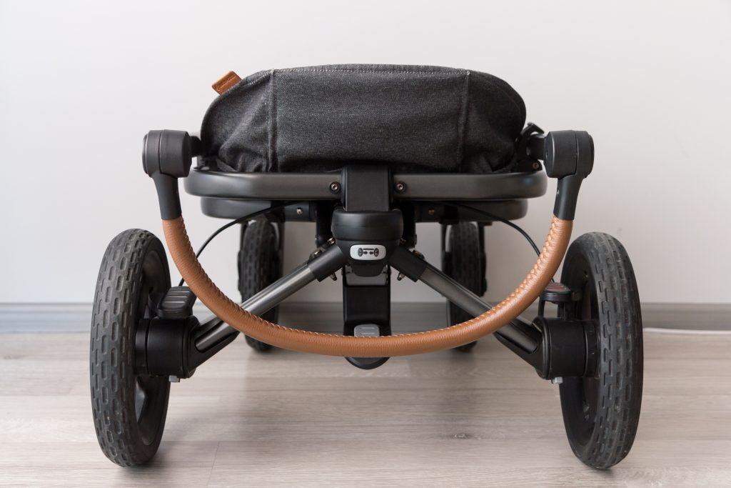 Maxi Cosi Nova 4 - jak złożyć wózek? | Moyemu - blog kreatywny