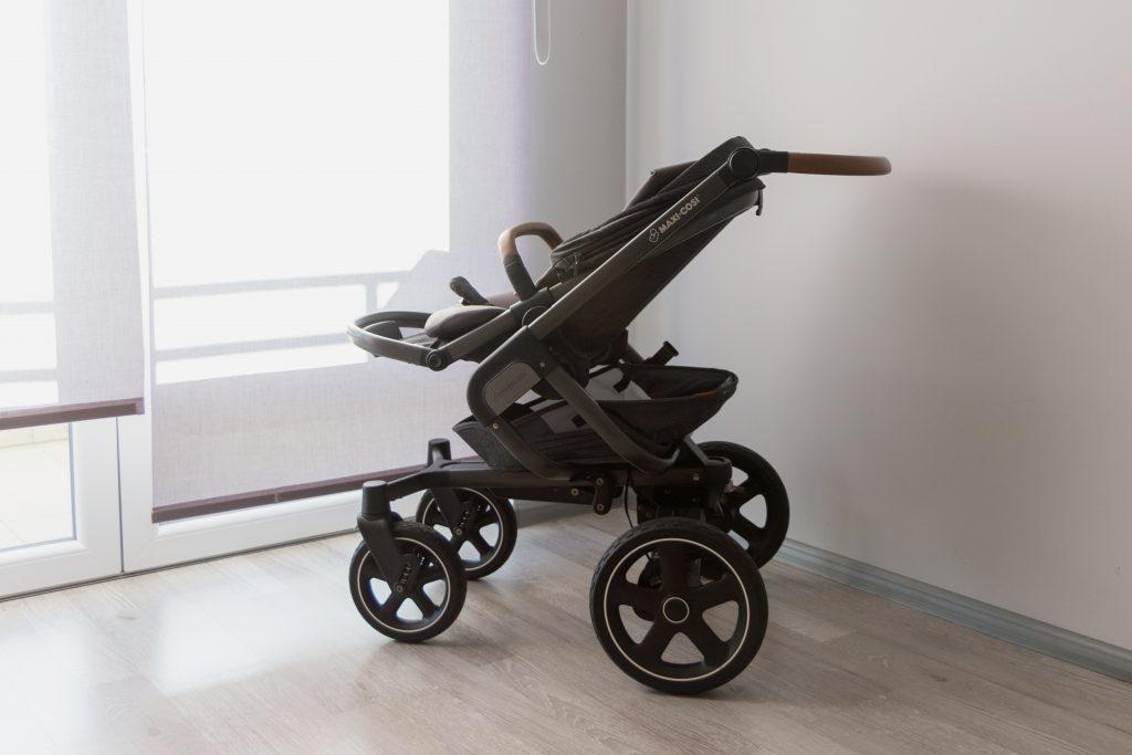 Maxi Cosi Nova 4 - wózek nie dla każdego | Moyemu - blog kreatywny