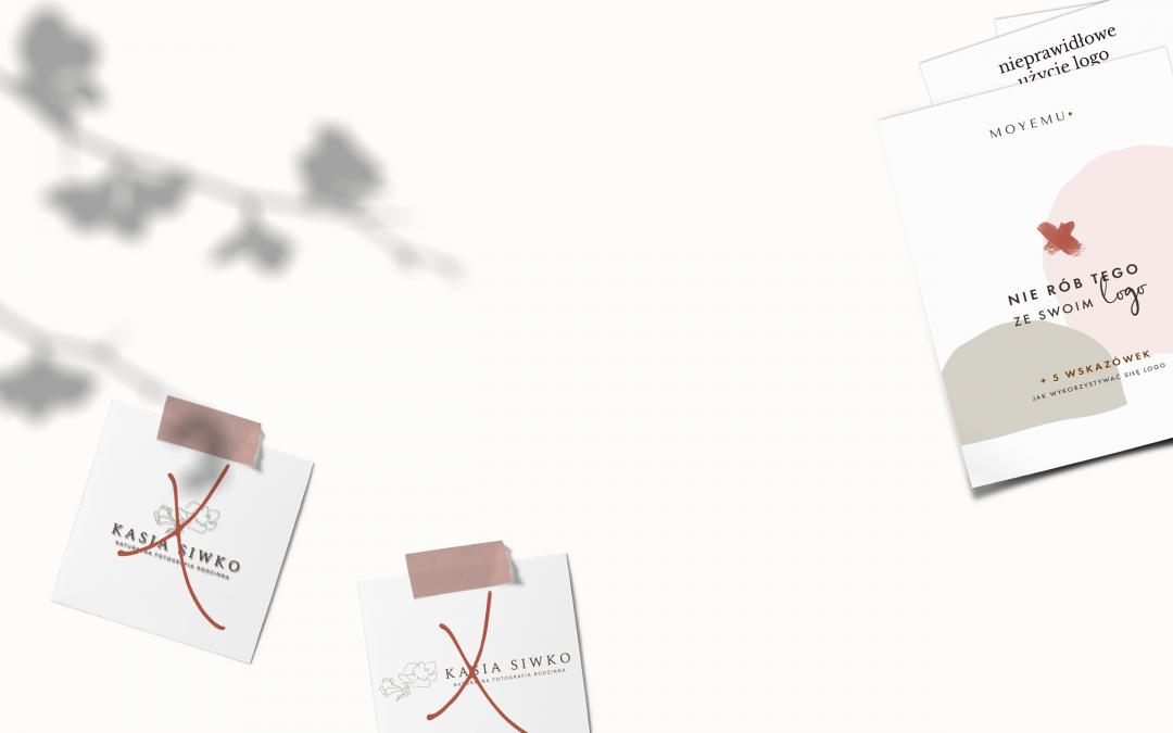 Nieprawidłowe użycie logo – pobierz DARMOWY PDF!