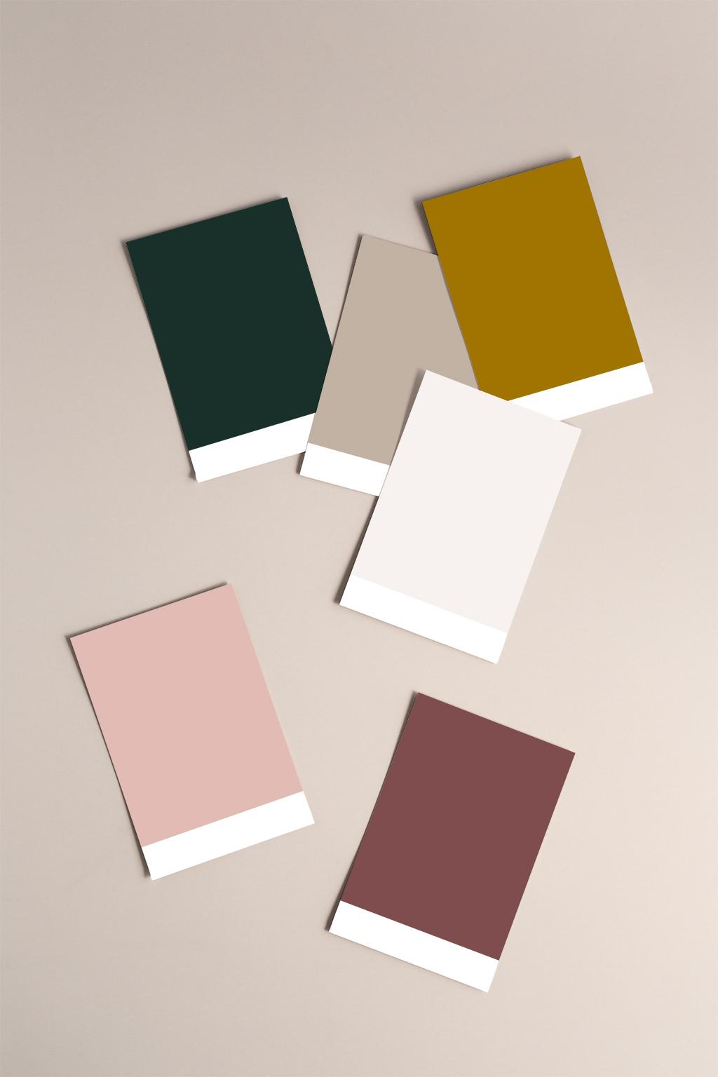 Paleta barw - Little joy | artykuły dla dzieci, sklep dla dzieci i mam | Moyemu - portfolio
