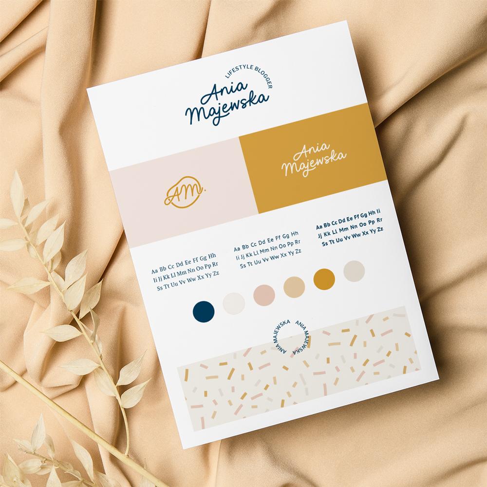 Oh! CREATIVE spring - gotowa identyfikacja wizualna dla marki wiosennej | Moyemu